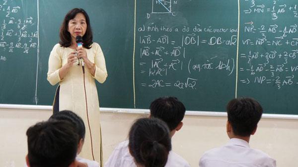 Tuyển sinh khoá học tiêu chuẩn chức danh nghề nghiệp giáo viên THPT