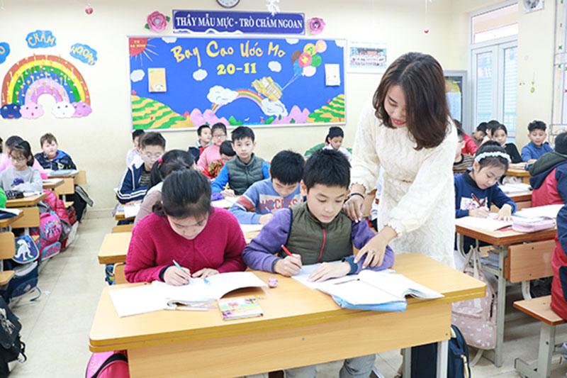 Chức danh nghề nghiệp (CDNN) giáo viên mầm non