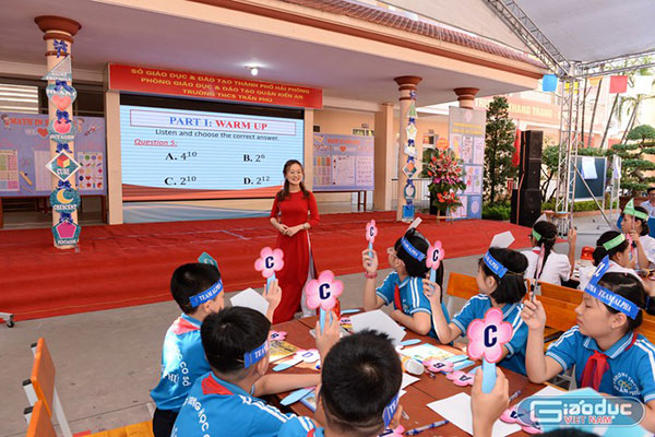 Chức danh nghề nghiệp (CDNN) giáo viên THCS